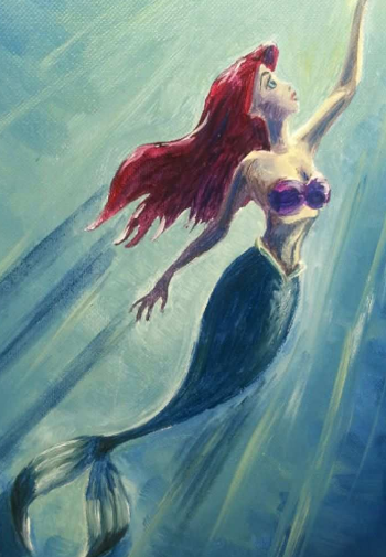 Little Mermaid's Love - Unrequited Love